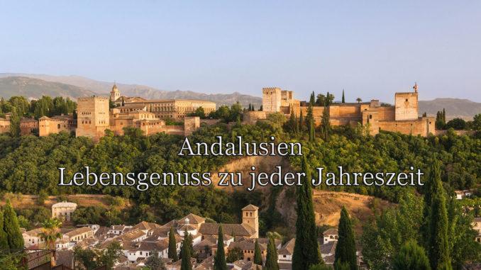 Andalusien - ein Trip in der Region der Gegensätze auf Kochen-verstehen.de