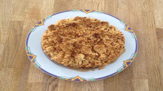 Apple Crumble (Rezept mit Bild) auf Kochen-verstehen.de