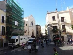 Bari Marktplatz