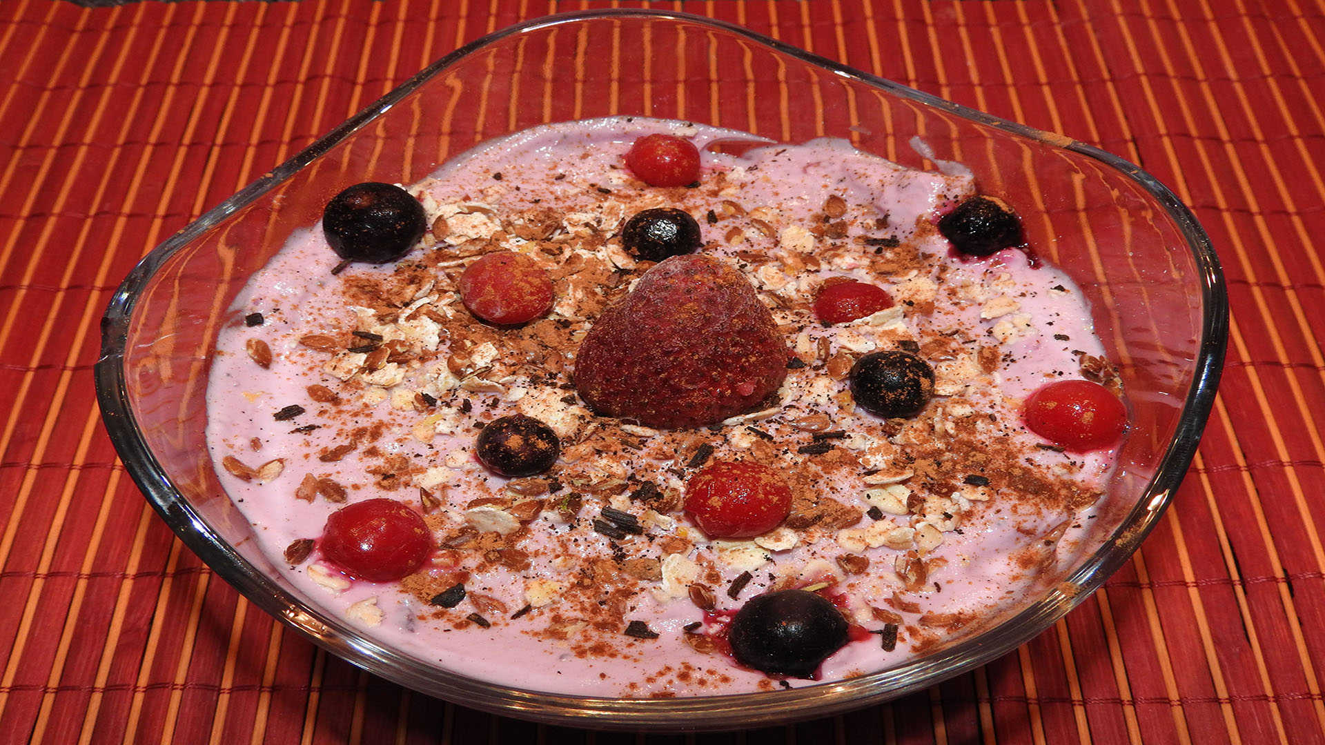 Beeren-Joghurt auf Kochen-verstehen.de