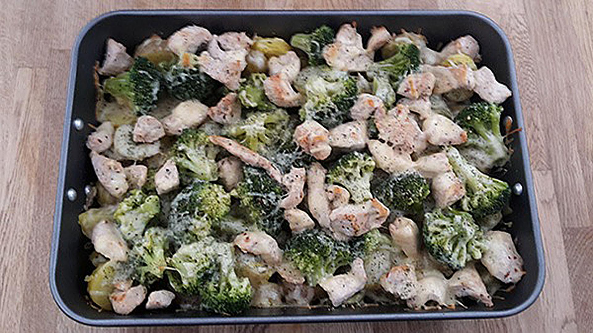 Brokkoli-Auflauf (Rezept mit Bild) auf Kochen-verstehen.de