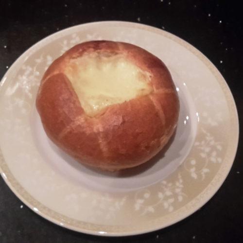 Brot mit Käsefüllung auf Kochen-verstehen.de