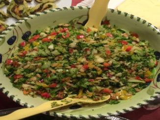 Bunter Brokkoli-Salat auf Kochen-verstehen.de