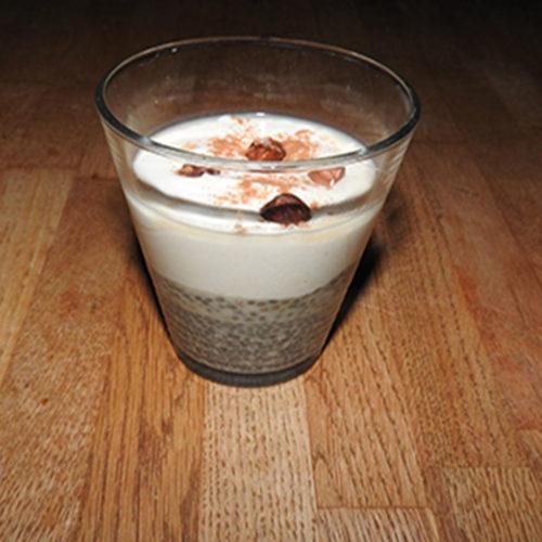 Chia-Samen-Quark (Rezept mit Bild) auf Kochen-verstehen.de