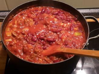 Chili con Carne (Rezept mit Bild) auf Kochen-verstehen.de