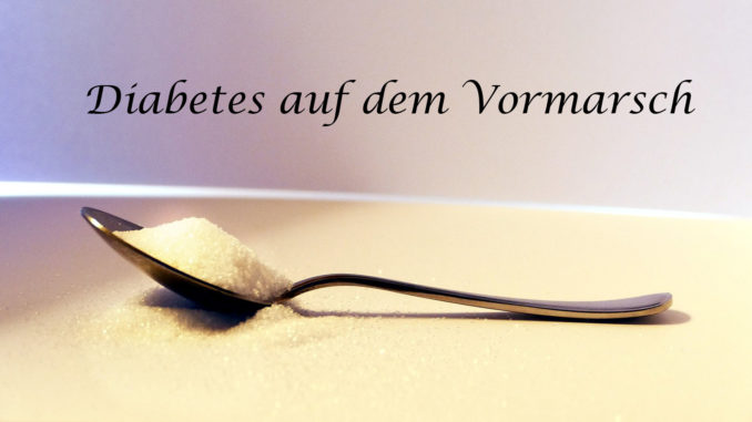 Diabetes auf dem Vormarsch | Kochen-verstehen.de