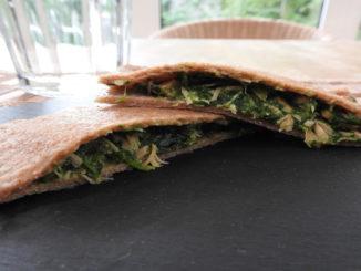 Dinkel-Maultaschen mit Lachs-Spinatfüllung auf Kochen-verstehen.de
