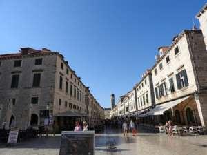 Dubrovnik Einkaufsmeile