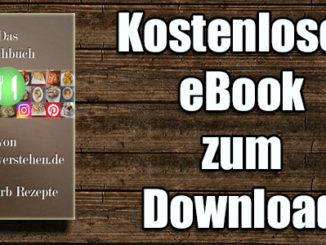 eBook Low Carb-Rezepte zum Download auf Kochen-verstehen.de