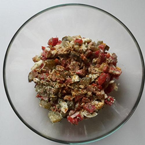Eiersalat (Rezept mit Bild) auf Kochen-verstehen.de