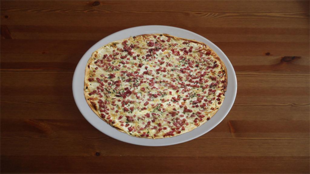 Elsässer Flammkuchen (Rezept mit Bild) auf Kochen-verstehen.de