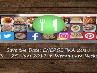 ENERGETIKA 2017 in Wernau am Neckar auf Kochen-verstehen.de