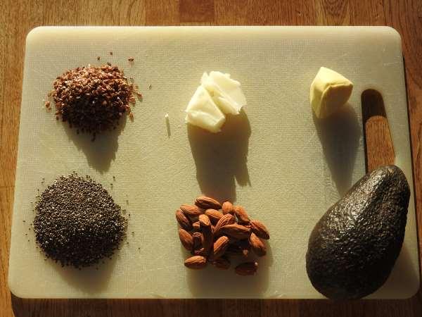 Beispiele für Fett