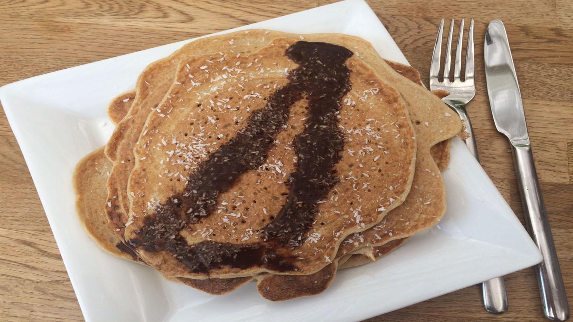 Fitness-Pancakes (Rezept mit Bild) auf Kochen-verstehen.de
