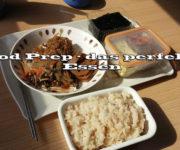 Food Prep - das perfekte Essen für den Tag
