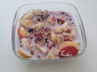 Früchte-Müsli 100% Bio (Rezept mit Bild) auf Kochen-verstehen.de
