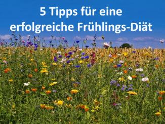 5 Tipps für eine Frühlingsdiät auf Kochen-verstehen.de
