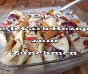 Top 5 High Carb-Rezepte zum Zunehmen