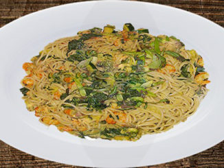 Garnelen-Spinat-Pasta (Rezept mit Bild) auf Kochen-verstehen.de