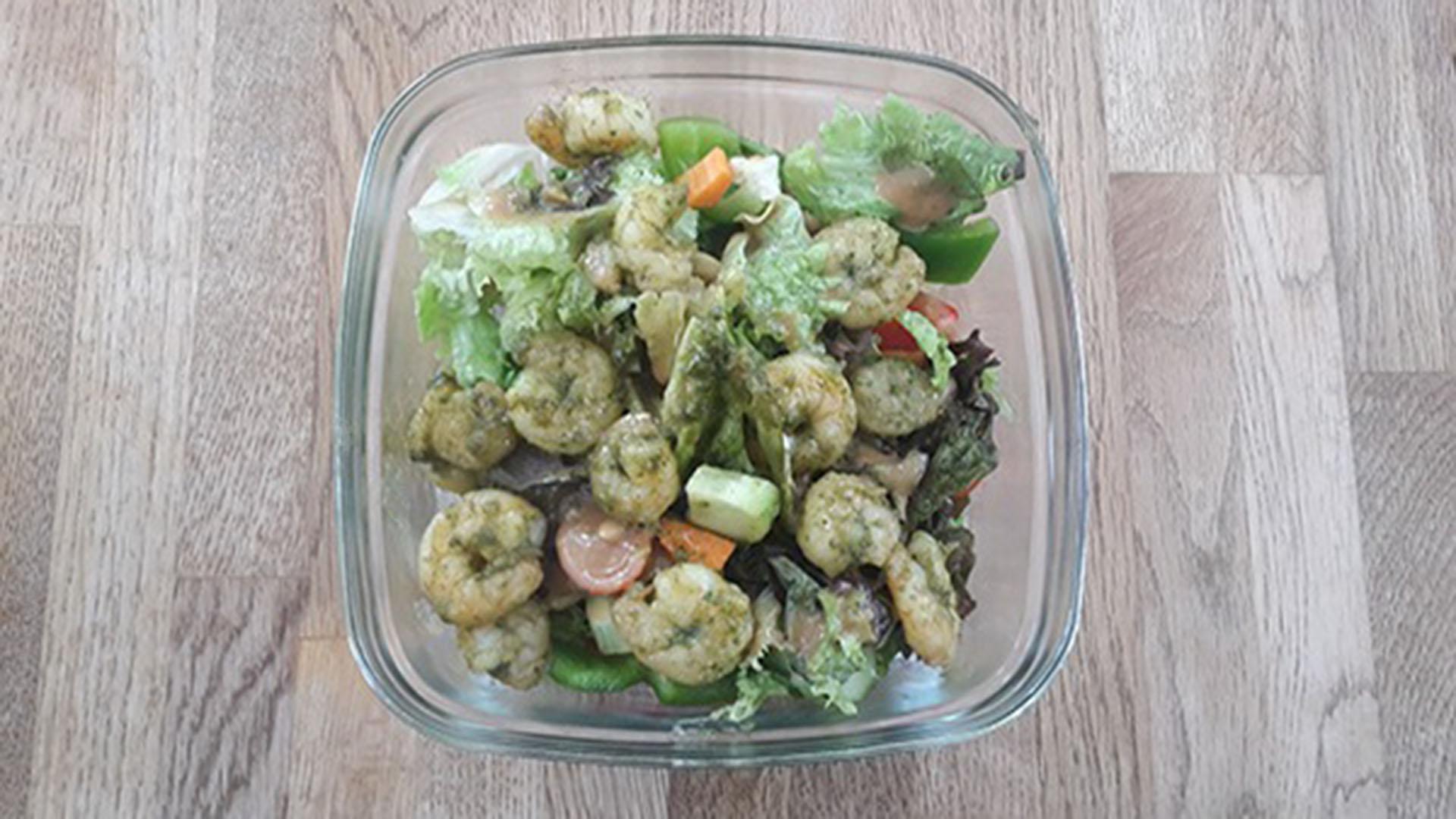 Garnelensalat (Rezept mit Bild) auf Kochen-verstehen.de
