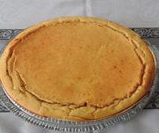 Gesunder Vanillekuchen