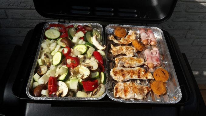 Grillhähnchen mit Gemüse auf Kochen-verstehen.de