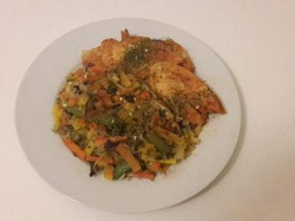 Hähnchen mit asiatischem Gemüse (Rezept mit Bild) auf Kochen-verstehen.de