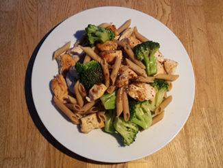 Hähnchen mit Brokkoli und Nudeln (Rezept mit Bild) auf Kochen-verstehen.de