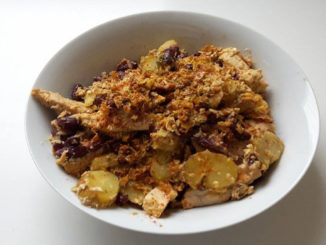 Kartoffeln mit Hähnchen und Ei (Rezept mit Bild) auf Kochen-verstehen.de