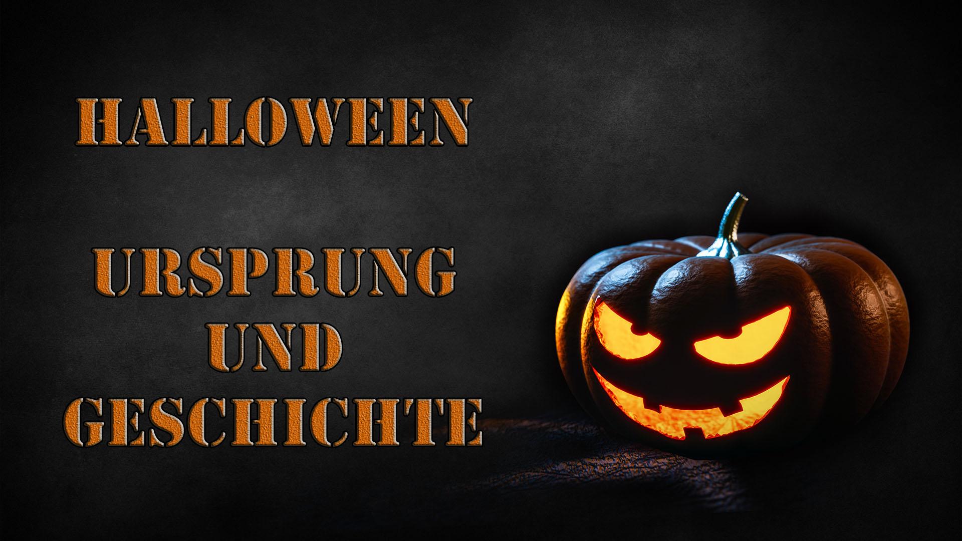 Halloween Ursprung