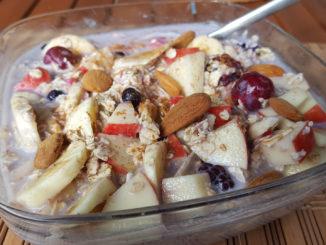 High Carb Frühstück Müsli auf Kochen-verstehen.de