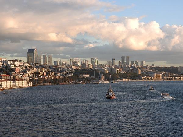 Istanbul - die Stadt auf zwei Kontinenten