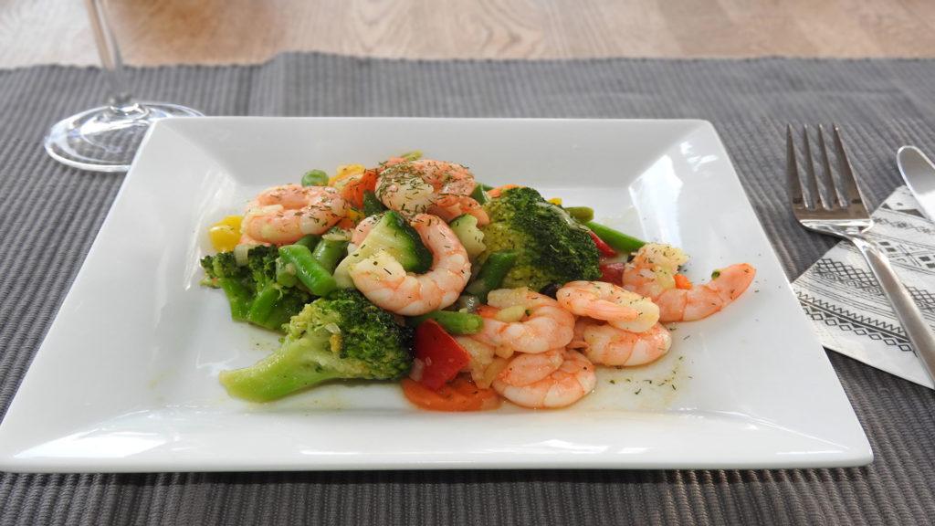 Italienischer Garnelensalat (Rezept mit Bild) auf Kochen-verstehen.de