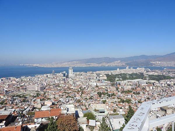 Izmir - Perle an der Ägäis-Küste