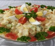 Kartofffelsalat mit Eiern