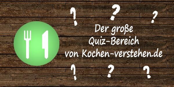 Koch-Quiz Kochen-verstehen