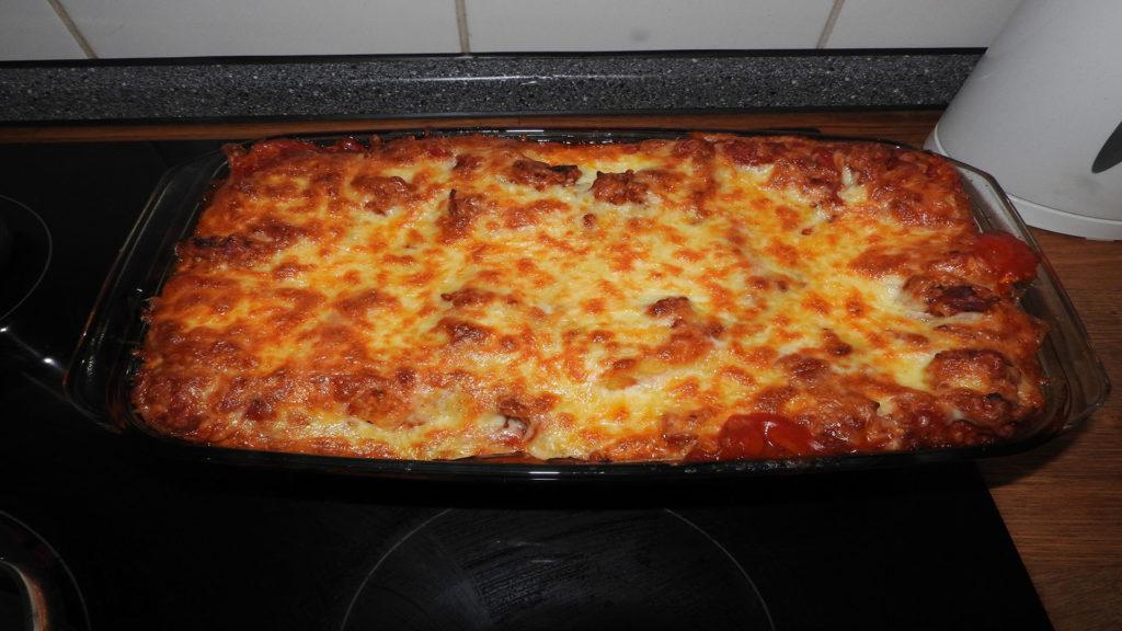 Lasagne (Rezept mit Bild) auf Kochen-verstehen.de