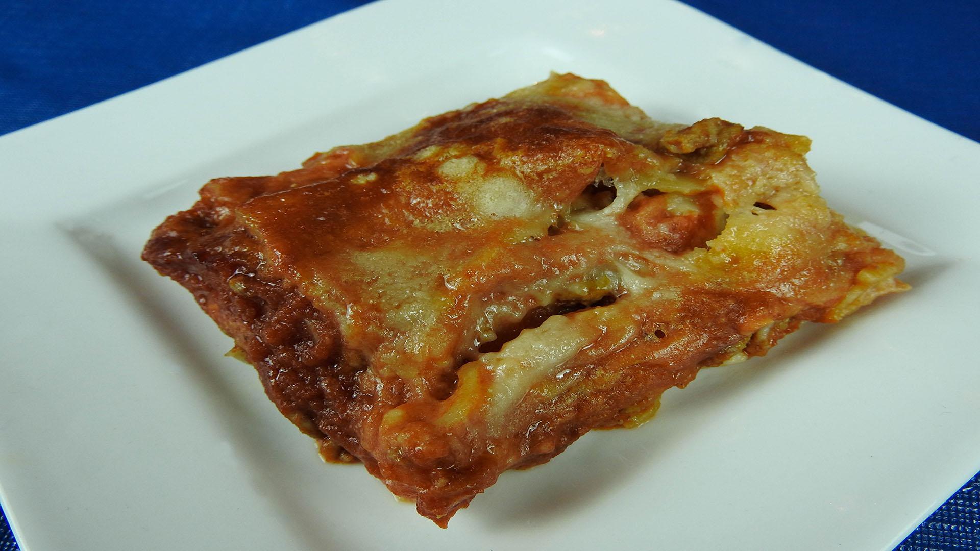 Lasagne alla Bolognese (Rezept mit Bild) auf Kochen-verstehen.de