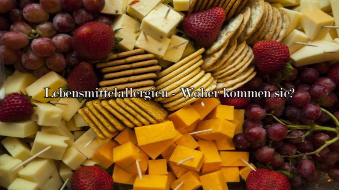 Herkunft von Nahrungsmittelallergien