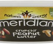 Meridian Erdnussbutter (crunchy) im Test