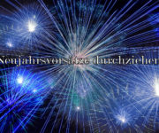 Neujahrsvorsätze durchziehen!