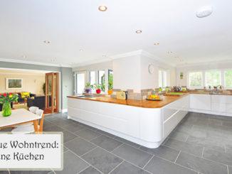 Der neue Wohntrend – Offene Küchen | Kochen-verstehen.de