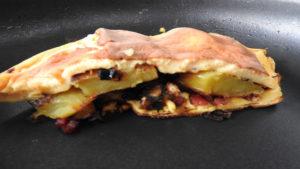 Omlett mit Schinken und Kartoffeln auf Kochen-verstehen.de