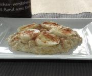 Protein Porridge mit Banane