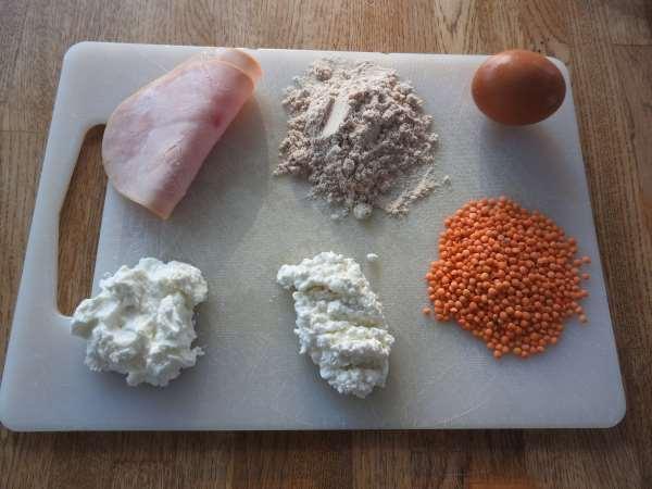 Beispiele für Proteine