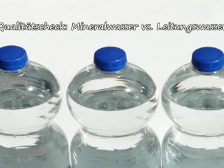 Vergleich von Mineralwasser vs. Leitungswasser auf Kochen-verstehen.de