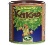 Rapunzel Kakaopulver stark entölt im Test