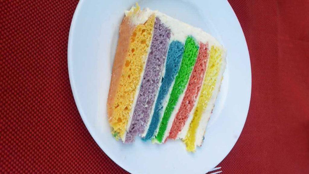 Regenbogenkuchen auf Kochen-verstehen.de