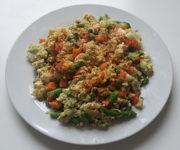 Rührei mit Gemüse