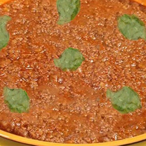 Sauce alla Bolognese (Rezept mit Bild) auf Kochen-verstehen.de